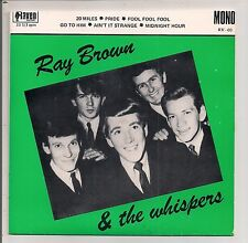 RAY BROWN & THE WHISPERS-RAVEN, RV-03, MONO-#405/1000 only-C7-EP