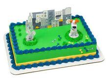 Secret Life of Pets Max Snowball cake decoration Decoset cake topper set toy