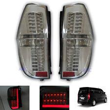Fit 08+ Hyundai H-1 Travel Seit Elite I800 Imax Starex Tail Light Lamp Led Smoke