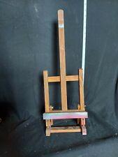 desktop easel wooden