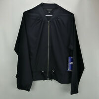 Skechers Stretch Woven Traveler Jacket Black L A309487