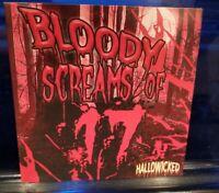 Insane Clown Posse - Bloody Screams of 17 Hallowicked 2017 CD esham zug izland