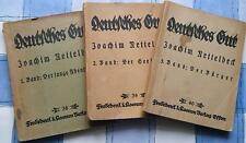 J. Nettelbeck Deutsches Gut 3 Bände 38-40 Abenteuer Bürger von Kolberg Seefahrer