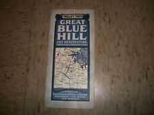 1905 BY TROLLEY TRIPS Great Blue Hill Reservation Boston MA Blue Hill Street RR