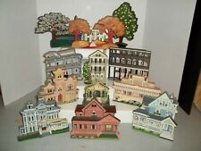 Shiela'S Lot Of 12 Gone With The Wind Civil War Diorama Look Free Shipping