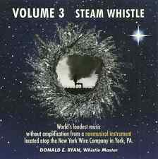 CHRISTMAS CAROLS FROM A FACTORY STEAM WHISTLE VOLUME #3