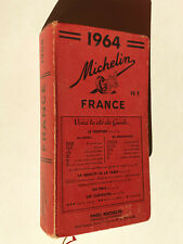 Guide MICHELIN - FRANCE 1964