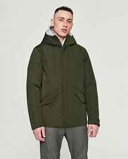 🔵 NEW FW2021 ELVINE 193038 JACKET CORNELL X ARMY GREEN CASUAL STYLE MODERNIST S