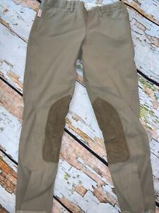 The Tailored Sportsman Riding Pants - Girls Size 16 Made In USA