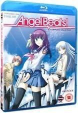 Angel Beats Complete Series 5022366807746 With Kana Hanazawa Blu-ray Region B
