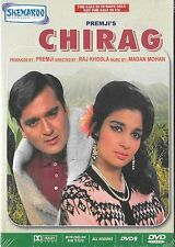 CHIRAG -SUNIL DUTT - ASHA PAREKH - NEW BOLLYWOOD DVD - FREE UK POST