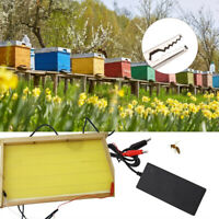 """film infrared heater for hives Electric heater beehive 12V// 16W /""""soft heat/"""""""