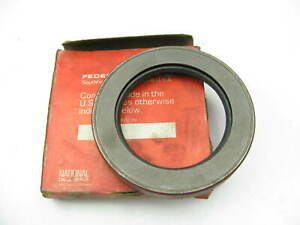 """National 455095 REAR OUTER Wheel Seal 2.375"""" OD X3.505"""" ID X 0.500"""" WIDE"""