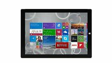New Microsoft Surface Pro 3 64GB i3 Windows Tablet 4YM-00001 Wi-Fi 12in Silver