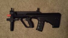 ASG Licensed Steyr AUG A3 XS COMMANDO Airsoft, W/ lipo battery and charger