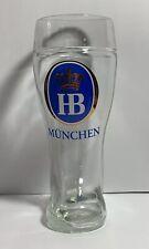 Hofbrauhaus HB Munchen Beer Boot Shot Glass