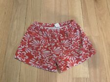 Mini Boden Toweling Shorts Size 7Y 7 Years Girls