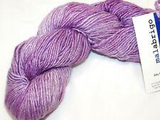 Wisteria 50g Skein 150yd Malabrigo Silky Merino Wool Silk 51/49 Soft Luxury Yarn
