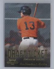 2011 Playoff Contenders Draft Tickets First Day Proof /10 Andrew Susac #DT20