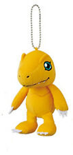 Digimon 4'' Agumon Plush Key Chain