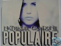 NATHALIE CARDONE POPULAIRE CD PROMO