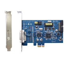 Genuine Geovision 16CH GV600B 16 Channel PCI Express DVR CCTV Capture Card