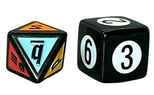 The Original 2003 Scene It? Game Replacement Parts Set of 2 DICE ONLY