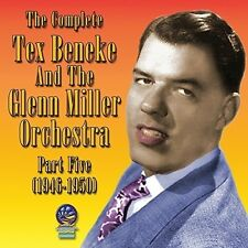 Tex Beneke Orchestra - Complete Tex Beneke And The Glenn Miller Orchestra [New C