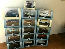 OXFORD DIECAST 1:76 SELECTION - BOXED & EXCELLENT