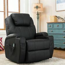 MCombo Massagesessel Fernsehsessel Relaxsessel + Heizung mit /ohne Dreh+Schaukel