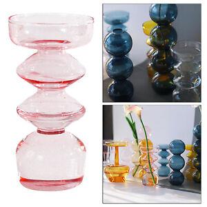 Modern Glass Bubble Vase Hydroponics Terrarium Container Flowers Arrangement