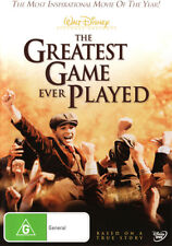 The Greatest Game Ever Played NEW DVD Elias Koteas Shia LaBeouf REGION 4 AUST