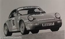 WERKSFOTO 2X PORSCHE 911 CARRERA CUP 1990 #90