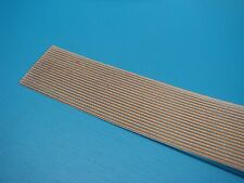 (1) TEMP-FLEX F2607B-20-050-N M49055/11-21 FEP HIGH TEMP FLAT RIBBON CABLE 20C
