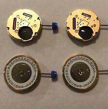 4 X ETA F05-111 Date 3 Quartz Watch Movements