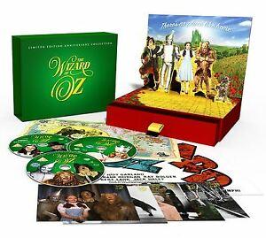 The Wizard of Oz: 4k Ultra HD Boxset NEW