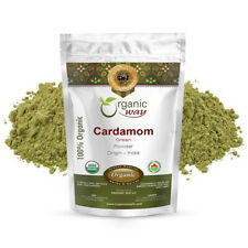 Organic Cardamom (Green Powder)