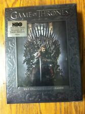 Game of Thrones Complete First Season DVD 2015 HBO New Sealed