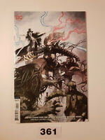 Justice League Dark Wonder Woman Withcing Hour Variant #1 NM 1st Print DC