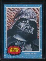 2019 Topps Star Wars Living Set #1 Darth Vader SP Card Short Print A New Hope