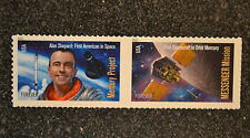 2011USA #4527-4528 Forever Mercury Project & Messenger Mission - Pair of 2  Mint
