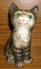 Goebel W.Germany Cat 11cm Gray 31006-11