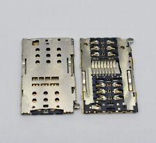 SIM 1/2 Micro SD/TF Dual SIM Card Reader Connector Socket Xiaomi Redmi 3 3S 3x