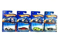 Lot of 4 Mixed 2004 Hot Wheels Collectible Mattel Toy Cars Age 3+ New & Sealed