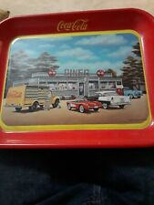 Coca Cola Tray Diner Lost in the fifties