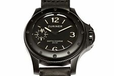 Zuriner watch Model V12 Liesberg Large Swiss Watch - V-12