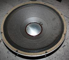 JBL Musical Products Speaker Model E140-8  8 ohms Bit of flutter on sign wave