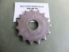 APRILIA AF1 SINTESI TUAREG WIND RED ROSE 88 PIGNONE CATENA FRONT SPROCKET 15