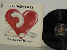 THE KENDALLS Two Divided By Love Big Silver Jet Everything I Own Jeannie Royce