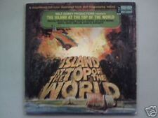 Island At The Top Of The World-1974-Disney Original Movie Soundtrack-Record LP